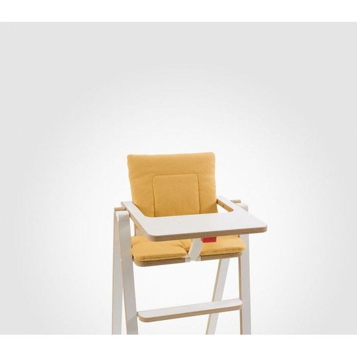 Coussin Reducteur Chaise Haute Supaflat Lemon Tart Jaune Supaflat