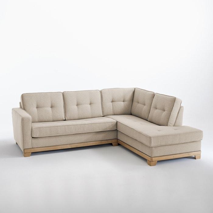 canap d 39 angle convertible chin excellence bultex ajis la redoute interieurs la redoute. Black Bedroom Furniture Sets. Home Design Ideas