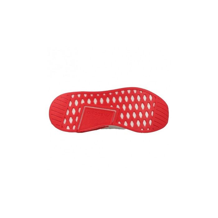 Chaussures adidas nmd r2 primeknit ba7253 blanc Adidas Originals