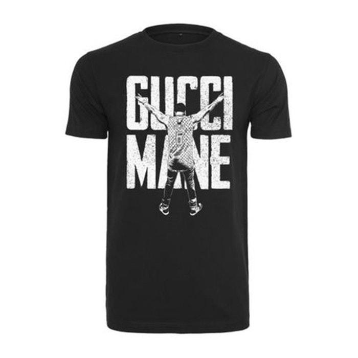 T-shirt gucci mane victory tee noir noir Mister Tee   La Redoute 98a0c1775d9
