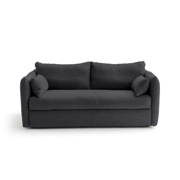 canap convertible en coton lin picure am pm la redoute. Black Bedroom Furniture Sets. Home Design Ideas