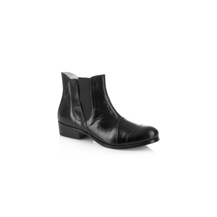 Bottines noir Yull Shoes