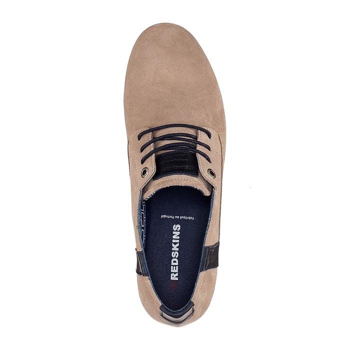 Zapatillas REDSKINS piel REDSKINS de Zapatillas Wadden de piel x6qUIw5