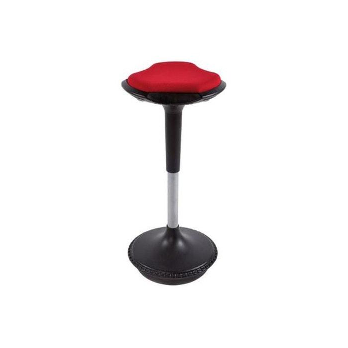 tabouret de bar rouge accra mati re plastique et polym re declikdeco la redoute. Black Bedroom Furniture Sets. Home Design Ideas