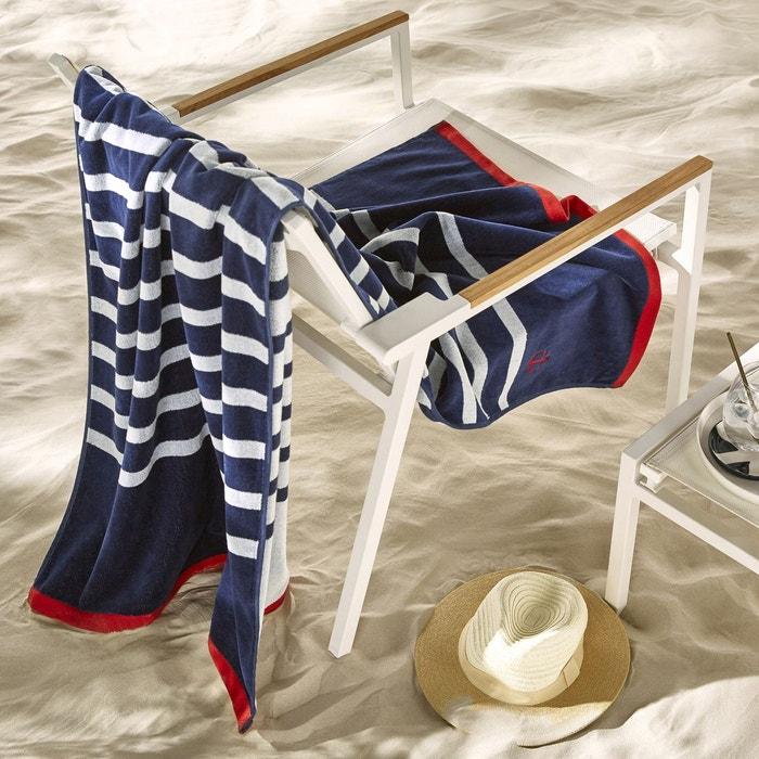 drap de plage mariniere la redoute interieurs la redoute. Black Bedroom Furniture Sets. Home Design Ideas