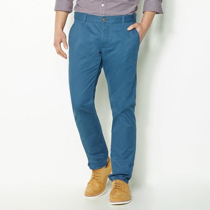 Imagen de Pantalón chino, largo. 34, hombre SELECTED