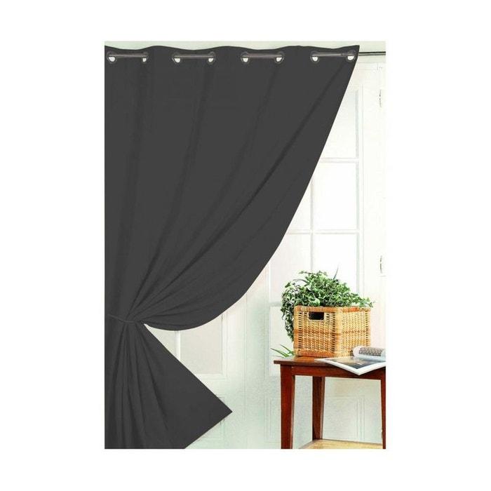 rideau occultant non feu m1 home maison la redoute. Black Bedroom Furniture Sets. Home Design Ideas