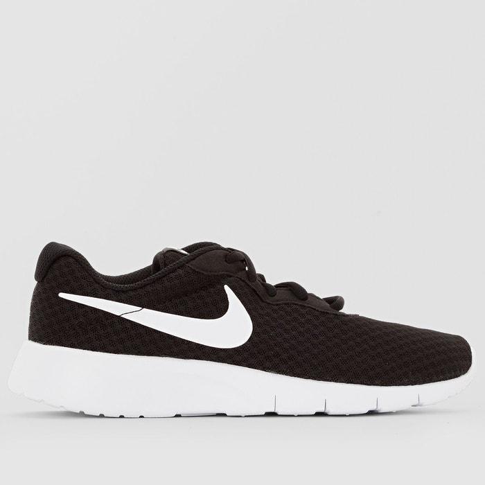 f77a5128c38a3 Baskets tanjun (gs) noir blanc Nike