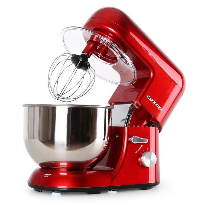 bella rossa robot de cuisine 1200w 5 litres rouge autre. Black Bedroom Furniture Sets. Home Design Ideas
