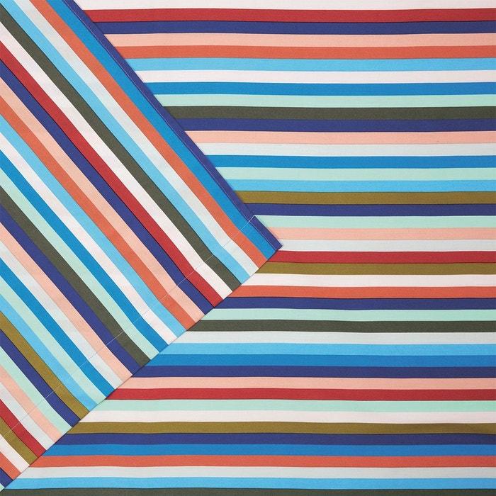 drap plat panache multi couleurs olivier desforges la redoute. Black Bedroom Furniture Sets. Home Design Ideas