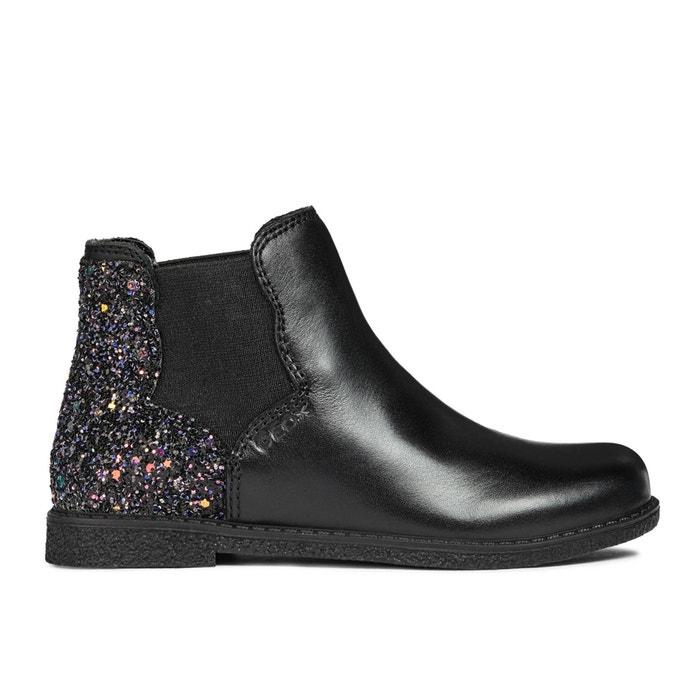 Boots pelle J Shawntel Girl  GEOX image 0