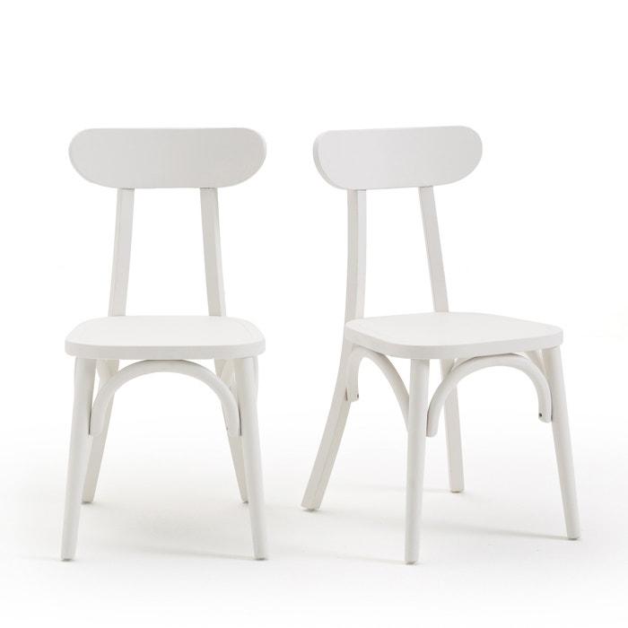 Inqaluit Bistro Style Chair (Set of 2)  La Redoute Interieurs image 0