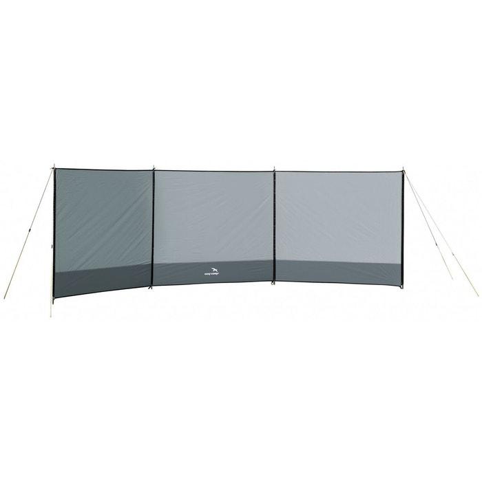 windscreen paravent gris gris easy camp la redoute. Black Bedroom Furniture Sets. Home Design Ideas