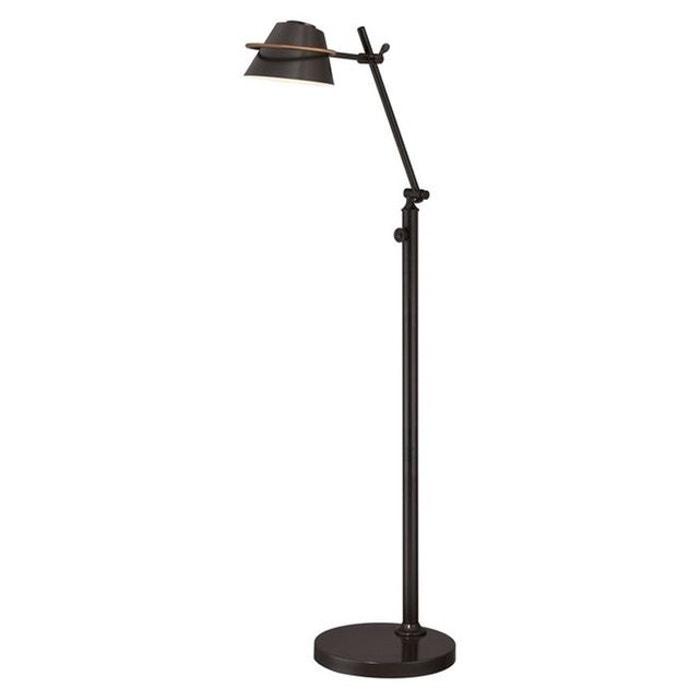 Lampadaire spencer 7w bronze fonc elstead lighting qzspencerflwt coule - La redoute lampadaire ...