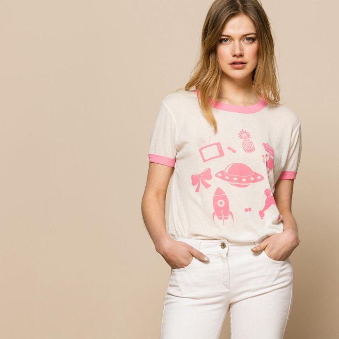 afbeelding T-shirt DOLL LIFE WILDFOX