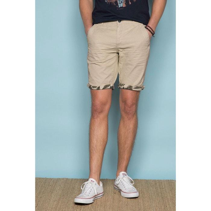 de Shorts con chinos estampado Flickson Rcq3jS4L5A