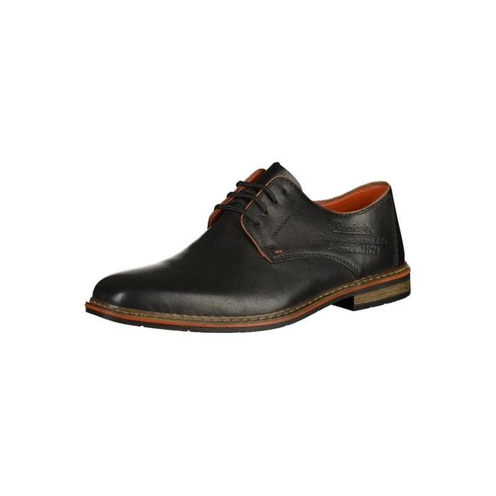 chaussures basses noir rieker la redoute. Black Bedroom Furniture Sets. Home Design Ideas