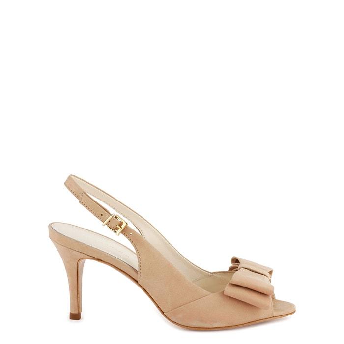 Zapatos de piel con tacón Siloa/Nub  COSMOPARIS image 0