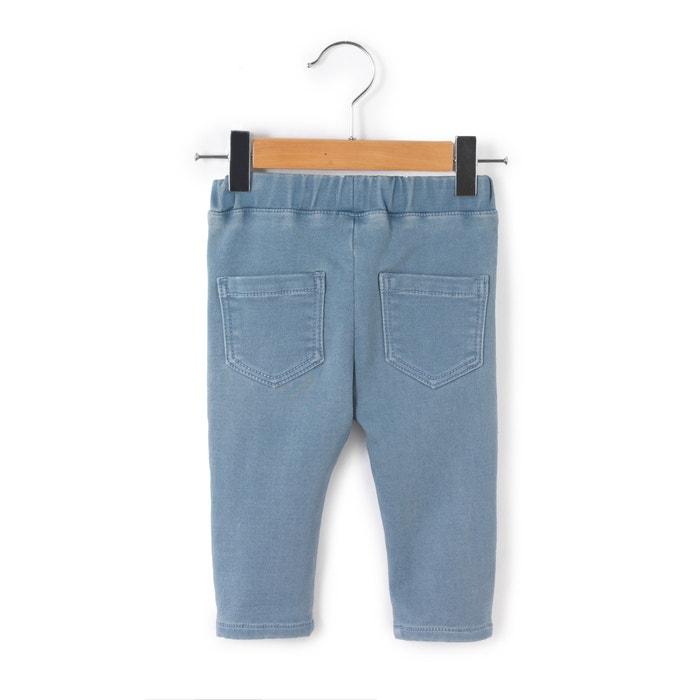 Denim Knit Joggers, Birth-3 Years