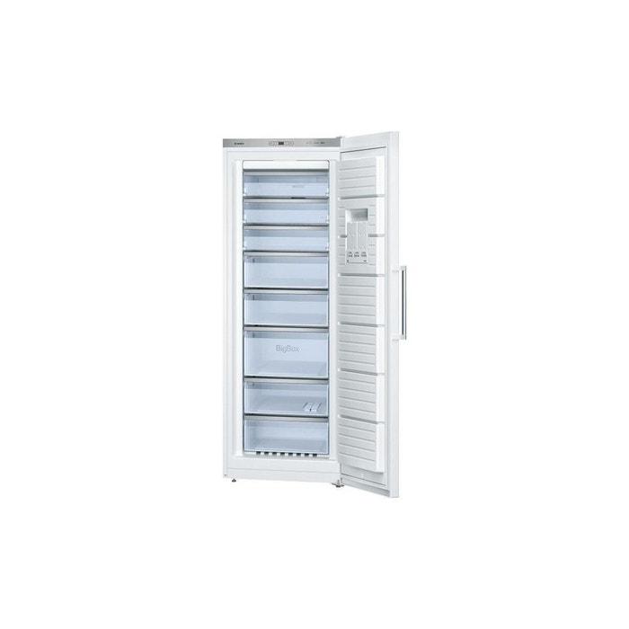 De Haute Qualite Gsn58aw35   Congelateur Armoire   360l   Froid Ventile   Classe A++   L 70  X H 191 Cm Blanc Bosch | La Redoute