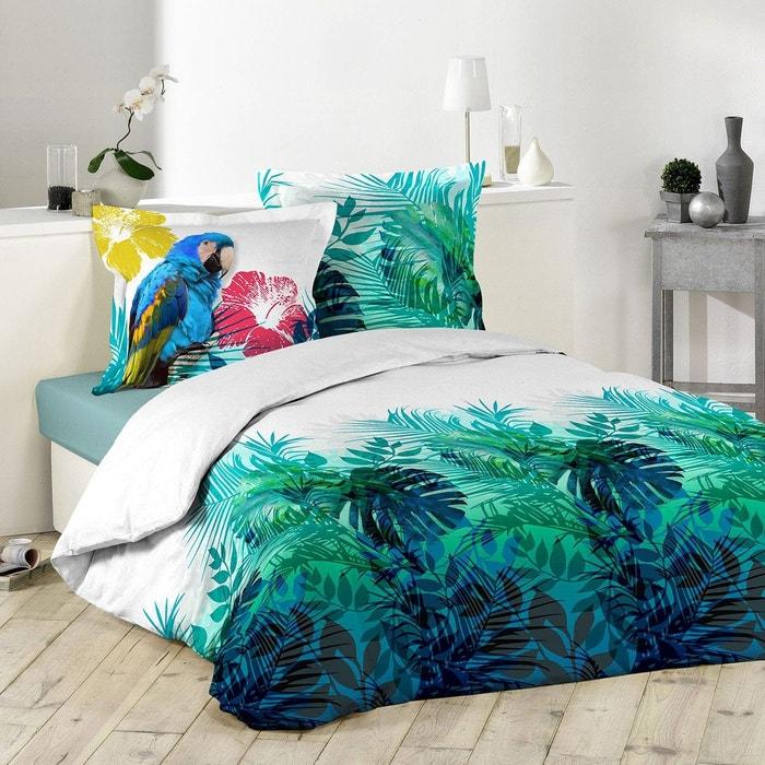 parure de lit tropicale multi couleurs home maison la redoute. Black Bedroom Furniture Sets. Home Design Ideas