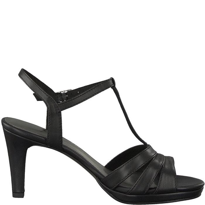 Tamaris PADULI - Sandals - black