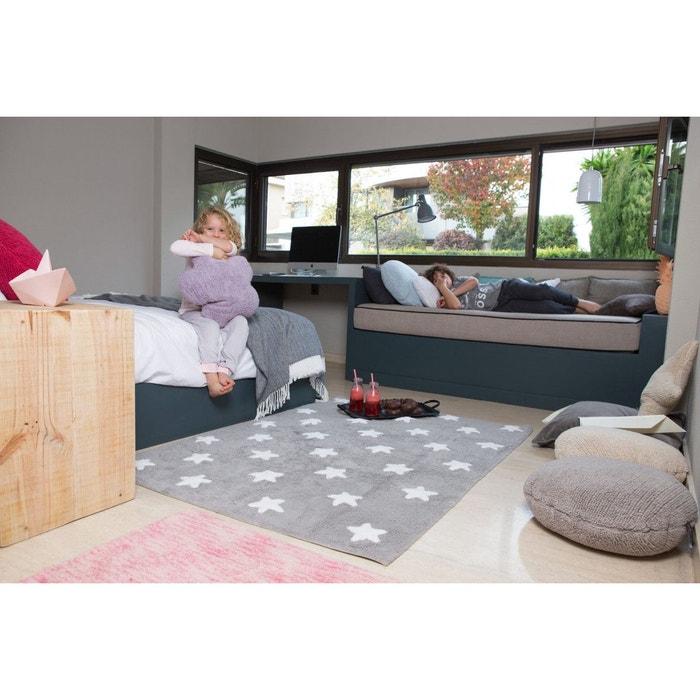 tapis linen stars tapis enfants par unamourdetapis lorena. Black Bedroom Furniture Sets. Home Design Ideas