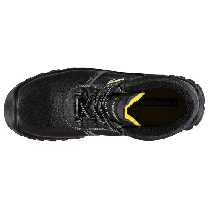 Bottes de sécurité noir Dunlop