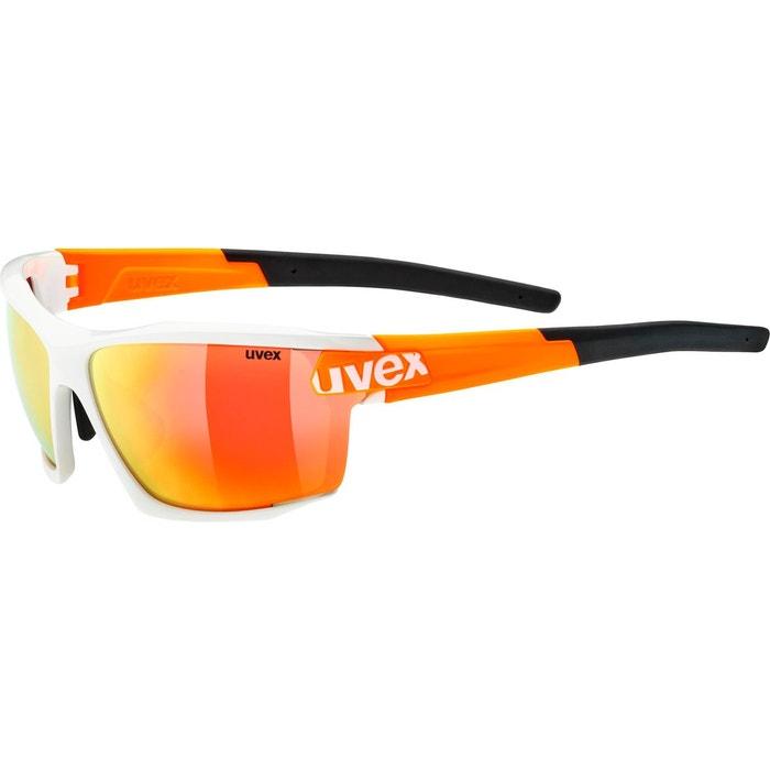 Uvex Sport Style 113Lunettes de sport taille unique Blanc/orange oKOxf8fuv0