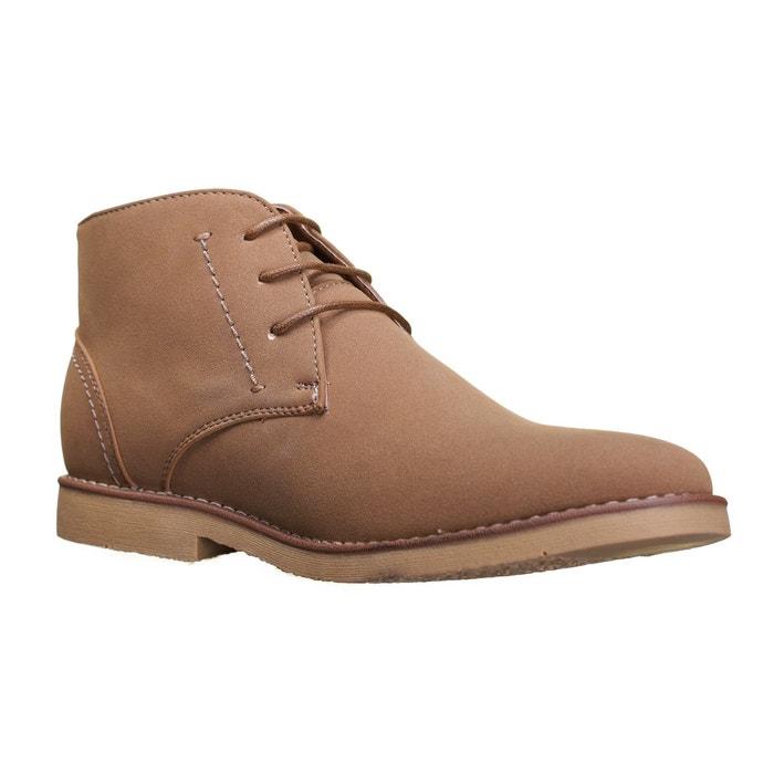 Chaussure derbie à lacets beige Reservoir Shoes