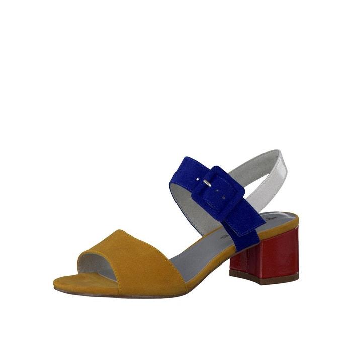 Sandales koli multicolore Tamaris