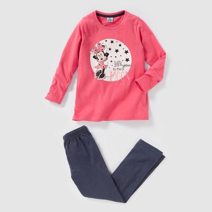 Image Pyjama jersey MINNIE MOUSE 2-12 ans MINNIE MOUSE