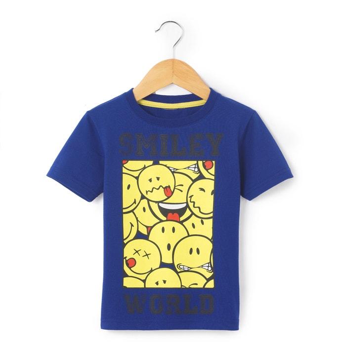 afbeelding Bedrukt T-shirt SMILEY