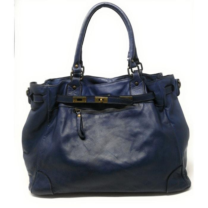 76986724bf Sac à main haut de gamme en cuir délavé miss jeanne Oh My Bag | La Redoute