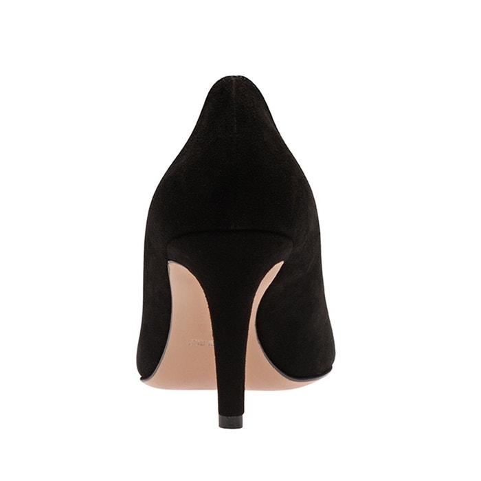 Escarpins femme noir Evita