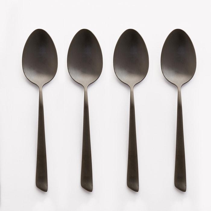 Confezione da 4 cucchiai per zuppa inox, Sarubbo  AM.PM. image 0