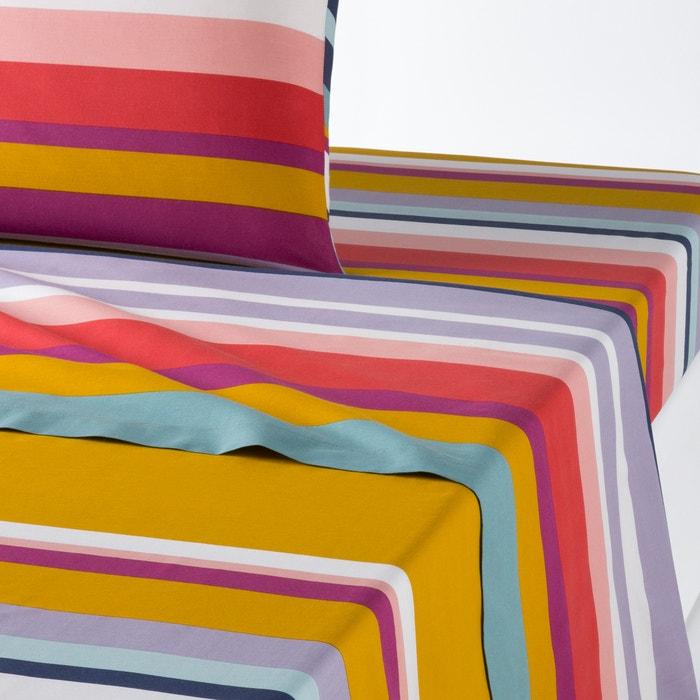 Paraisio Flat Bed Sheet  La Redoute Interieurs image 0