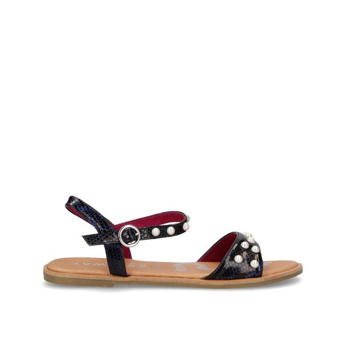 280e2e495 Pearl flat sandals , black, Coolway | La Redoute