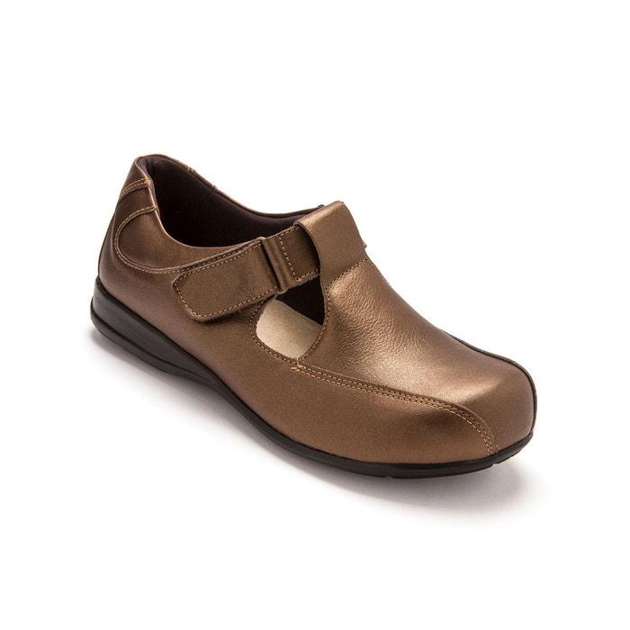 Salomés ultra larges, spécial pieds sensibles Pediconfort