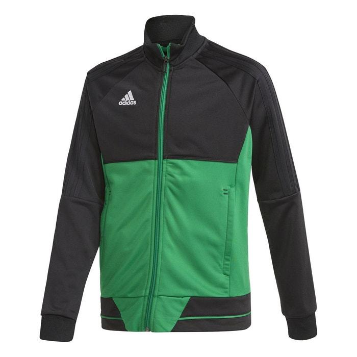 Veste d entraînement tiro 17 noir Adidas Performance   La Redoute 2022cbd8c1e5