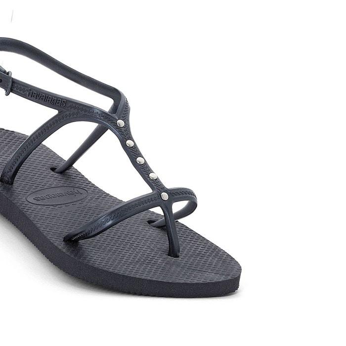 Sandale allure maxi noir Havaianas