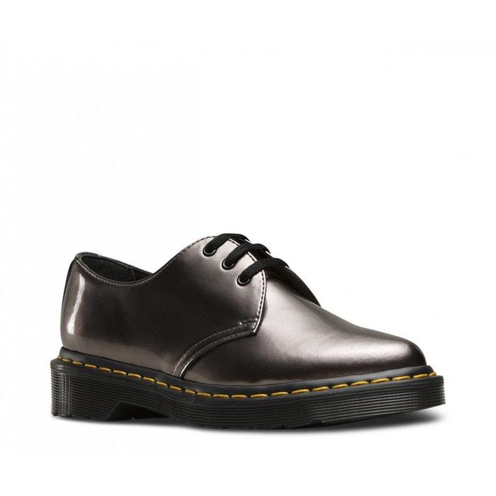 chaussures de ville dupree pewter spectra patent 22102041 noir dr martens la redoute. Black Bedroom Furniture Sets. Home Design Ideas