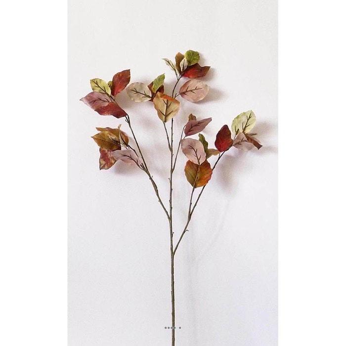 branche de bouleau artificielle h 89 cm 34 feuilles marron artificielles la redoute. Black Bedroom Furniture Sets. Home Design Ideas