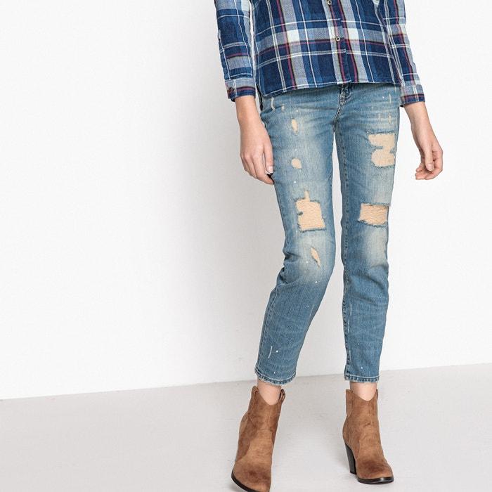 Solenn Boyfriend-Fit Jeans  FREEMAN T. PORTER image 0