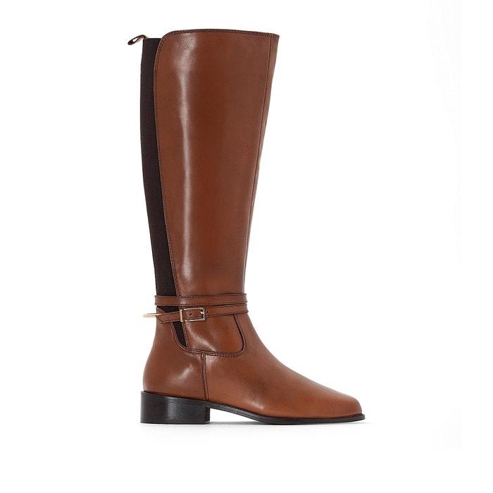 Taro Leather Boots  DUNE LONDON image 0