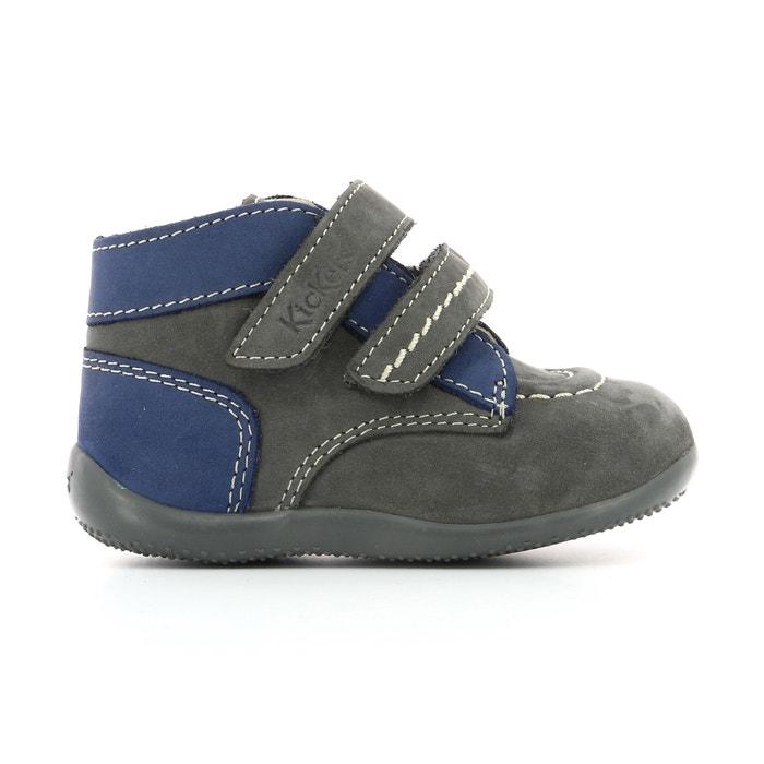 Boots pelle Bonkro  KICKERS image 0