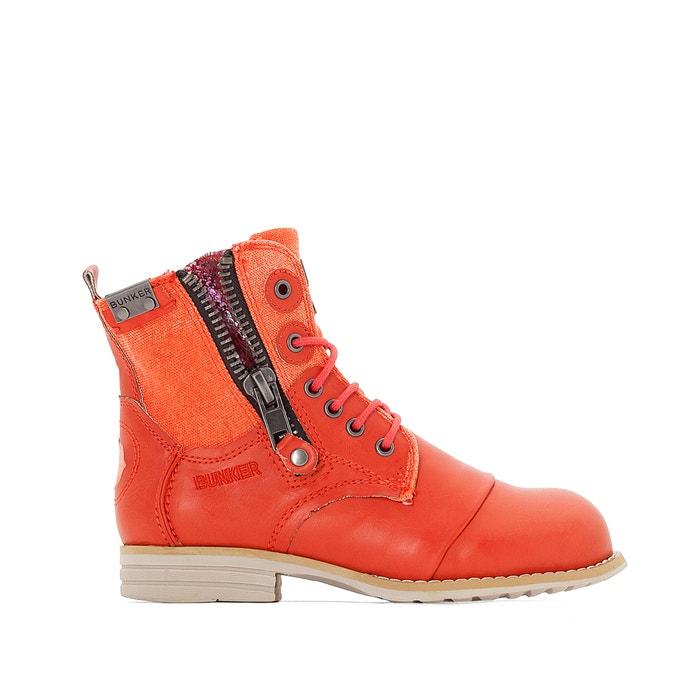 Image Boots à zip Sara BUNKER