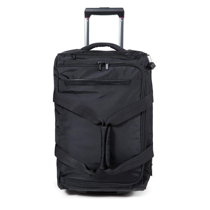 valise cabine noir hedgren la redoute. Black Bedroom Furniture Sets. Home Design Ideas
