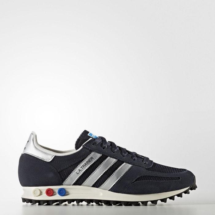 Chaussure la trainer og  blanc Adidas Originals  La Redoute