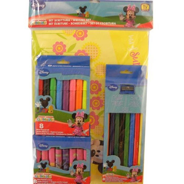 Set Coloriage De 25 Pieces Minnie United Labels La Redoute
